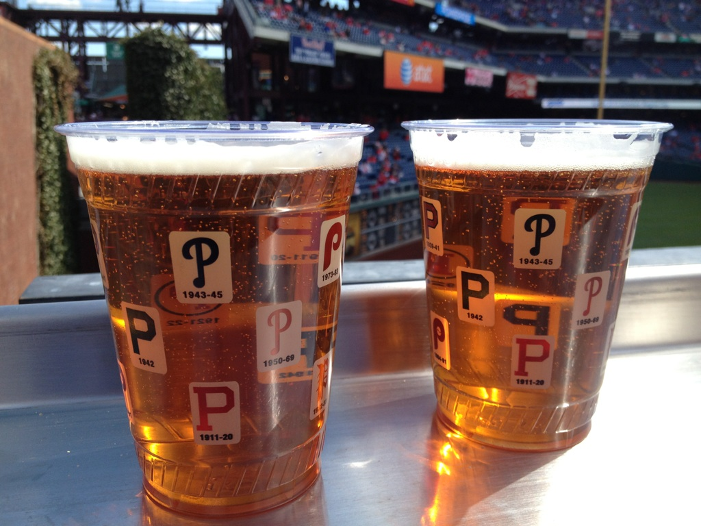 Brew 102 Beer History http://chocolatecoveredmemories.com/2013/04/04/xtras-2nd-annual-phillies-beer-spreadsheet/