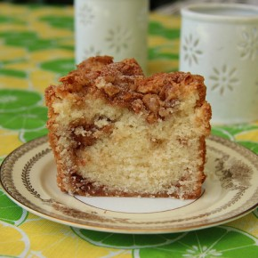 Coffee Cake (photo by The Food Librarian)