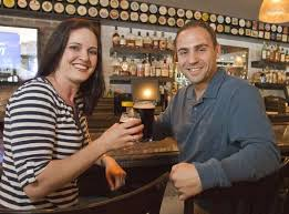 Philly Tap Finder's Kristy & Jared Littman (photo courtesy of Jared Littman)