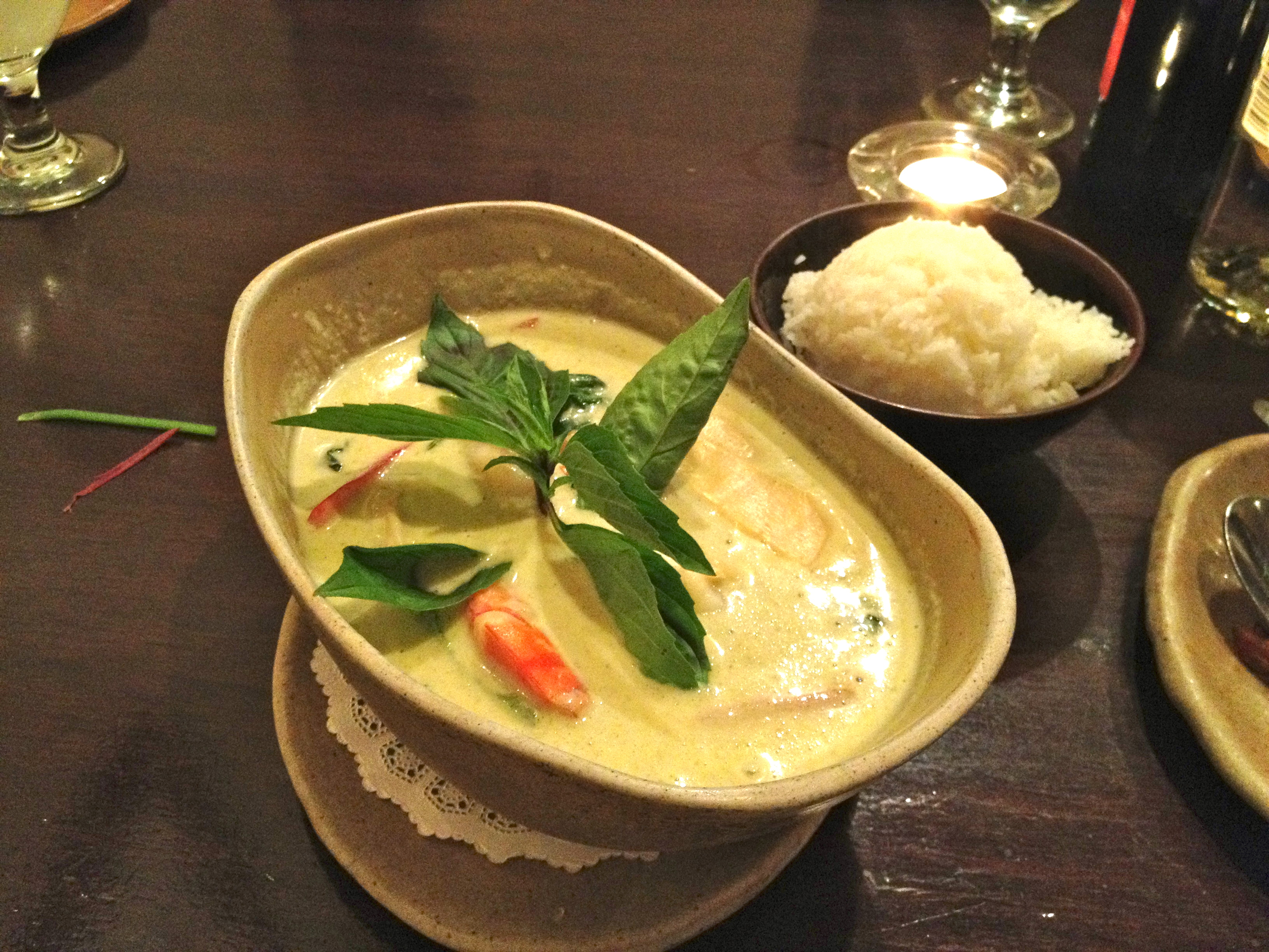 Moon's Kang Keaw Wan (Green Curry)