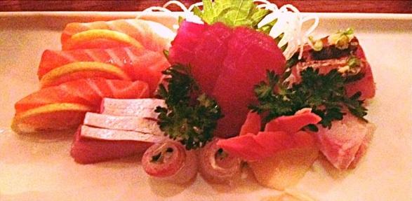 Yanako's Sashimi Deluxe