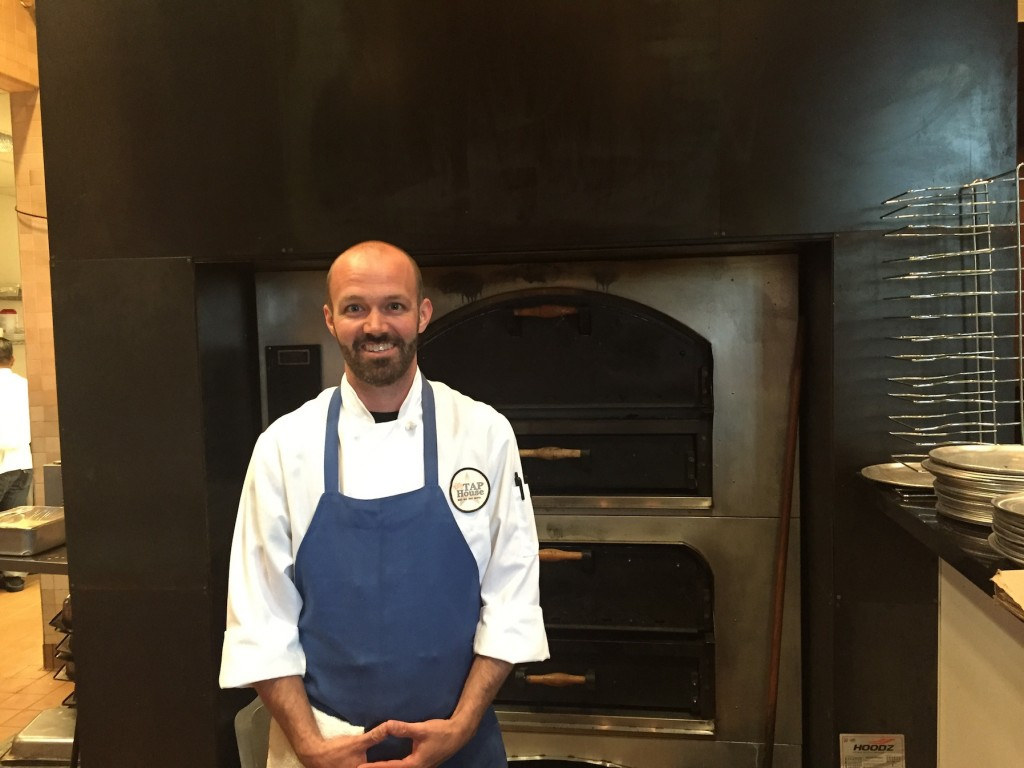 City Tap House - University City executive chef Chad Vetter