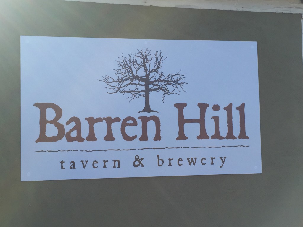 Barren Hill Tavern & Brewery (photo by Lee Porter)