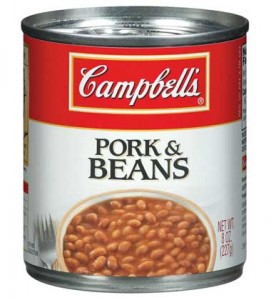 Pork & Beans (photo from Campbell's)